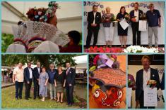 Vesnice roku 2019 předávání ocenění vobci Morkůvky