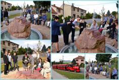 Slavnostní otevření parku