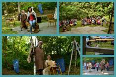 Lesní divadlo 2016- Don Quijote de la Ancha